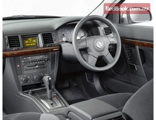2004 Holden Vectra #13