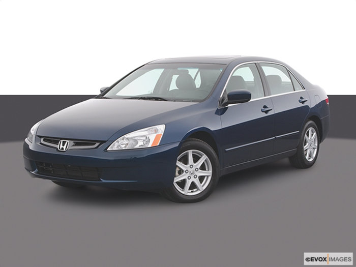 2004 Honda Accord #13
