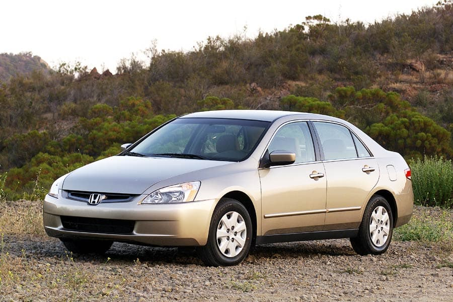 2004 Honda Accord #14