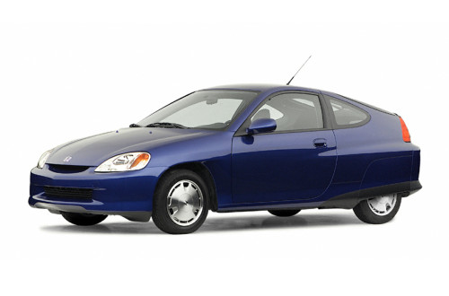 2004 Honda Insight #12
