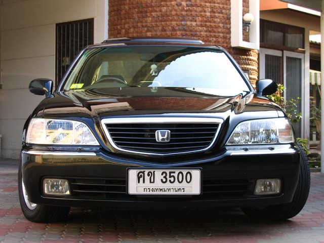 2004 Honda Legend #21