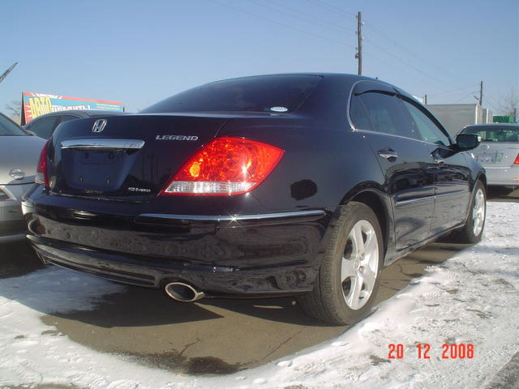 2004 Honda Legend #20