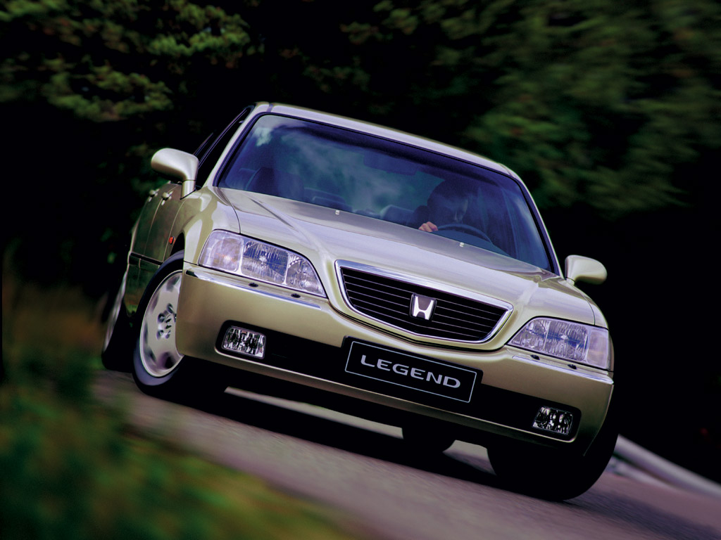 2004 Honda Legend #24