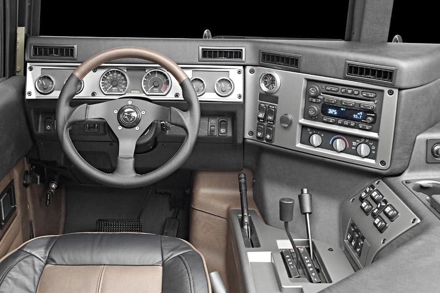 2004 Hummer H1 Photos Informations Articles Bestcarmag