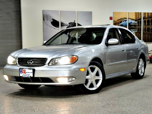 2004 Infiniti I35 Photos Informations Articles
