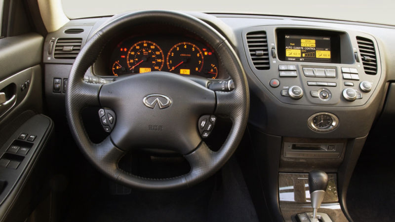 2004 Infiniti M45 Photos Informations Articles Bestcarmag