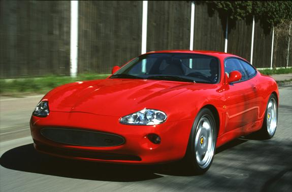 2004 Jaguar Xk-series #19