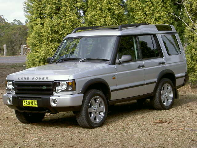 2004 Land Rover Discovery #17
