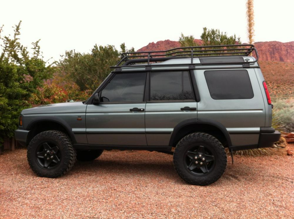 2004 Land Rover Discovery #18