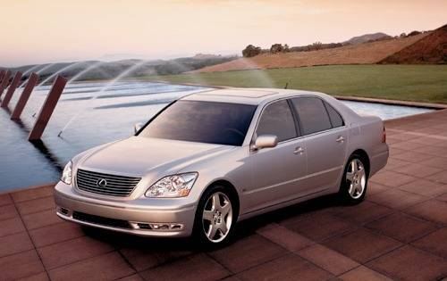 2004 Lexus Ls 430 Photos, Informations, Articles - BestCarMag.com