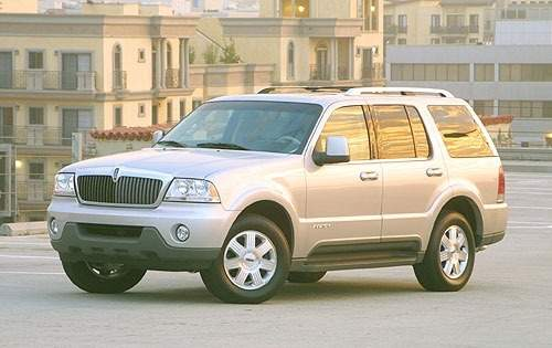 2004 Lincoln Aviator #15