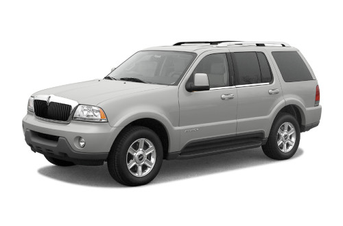 2004 Lincoln Aviator #13