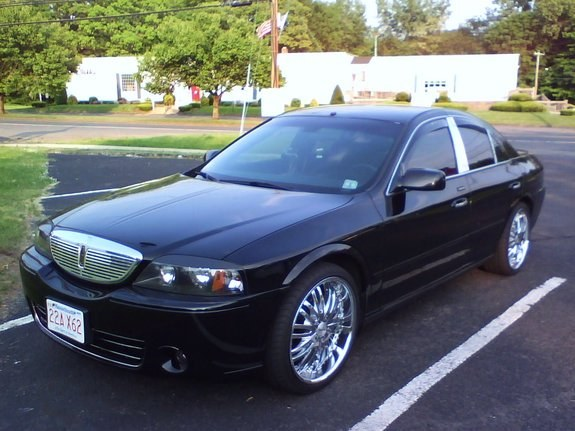 2004 Lincoln Ls #21