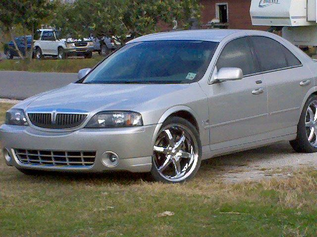 2004 Lincoln Ls #23