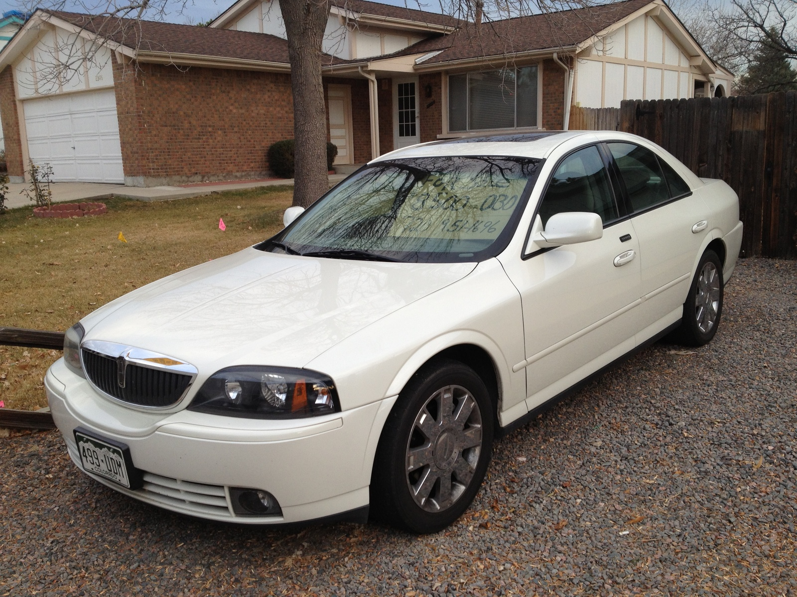 2004 Lincoln Ls #22