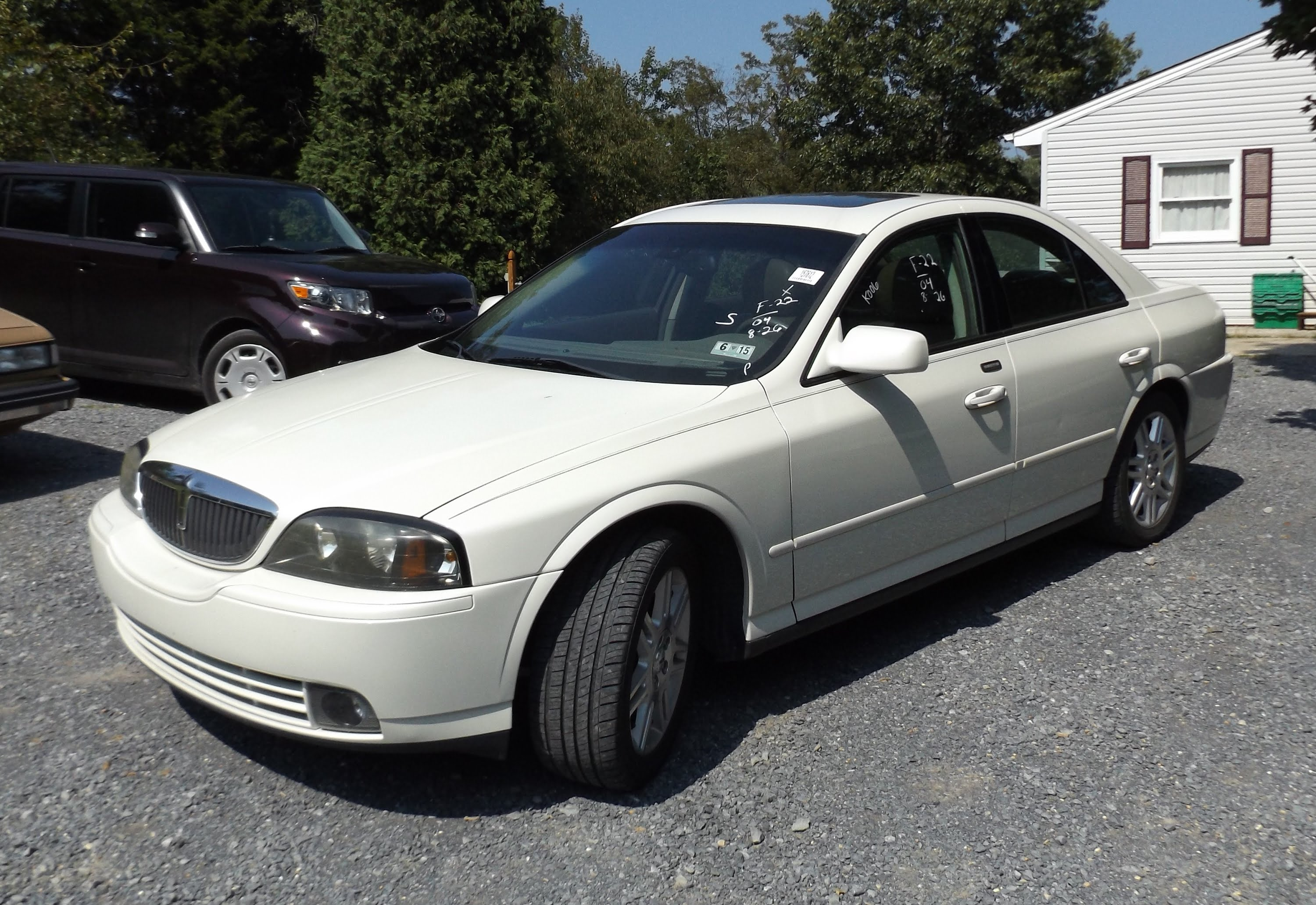2004 Lincoln Ls #19