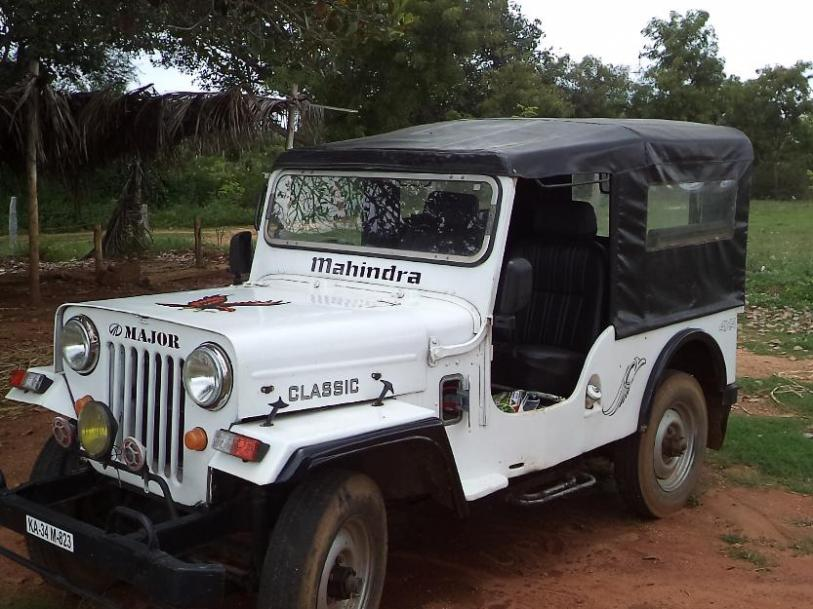 2004 Mahindra Commander Photos Informations Articles Bestcarmag Com