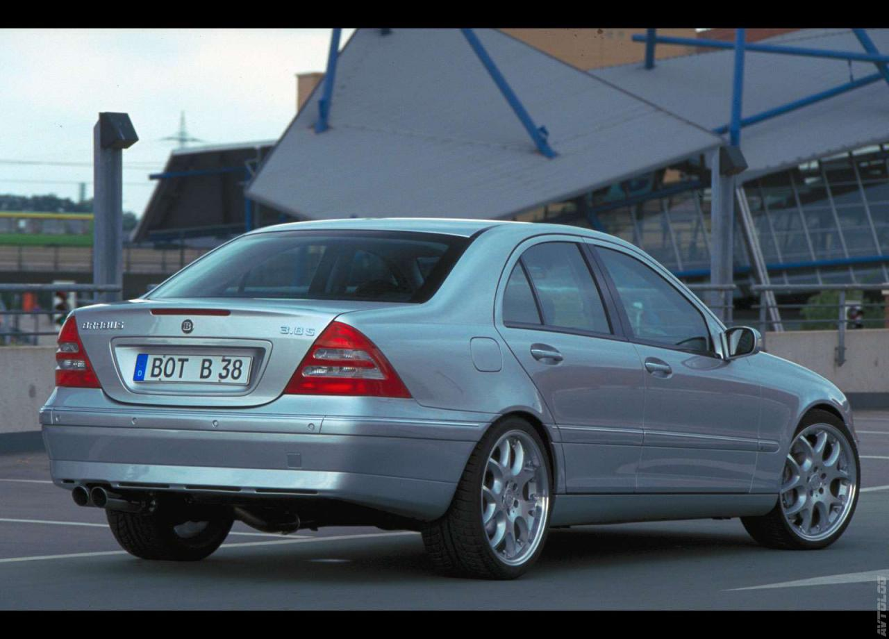 2004 mercedes benz c class photos informations articles