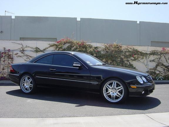 2004 Mercedes-Benz CL #16