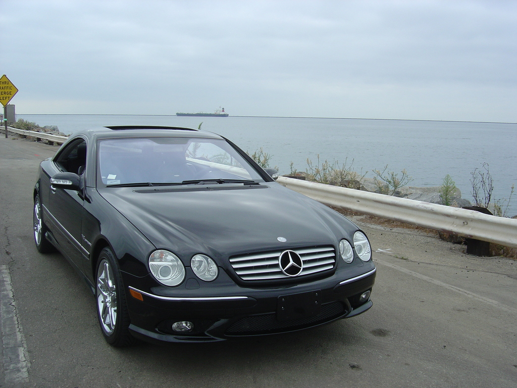 2004 Mercedes-Benz CL #17
