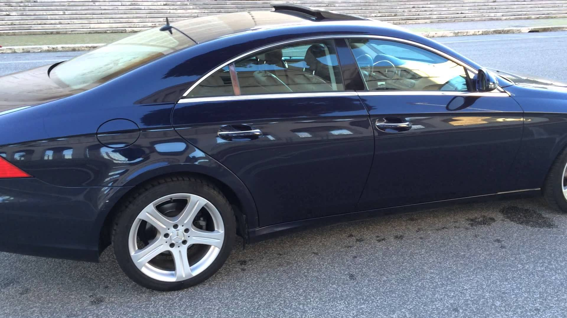 2004 Mercedes Benz CLS s Informations Articles BestCarMag
