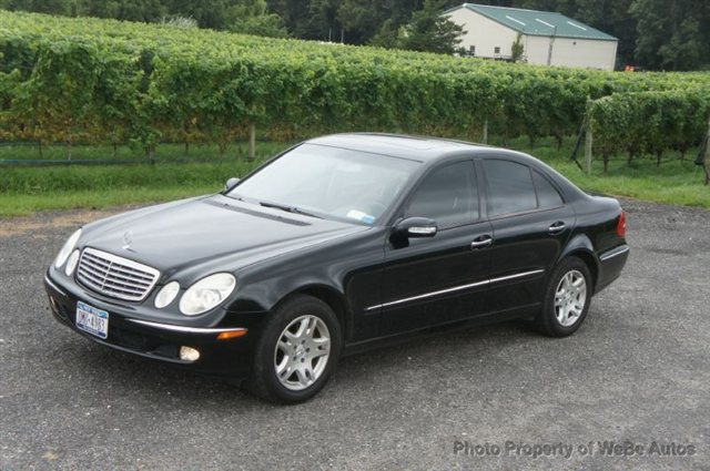 2004 mercedes benz e class photos informations articles for 2004 mercedes benz e class e320