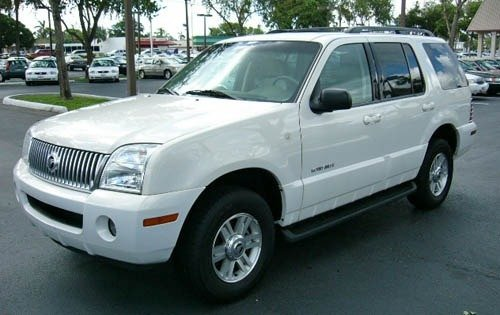 2004 Mercury Mountaineer #18