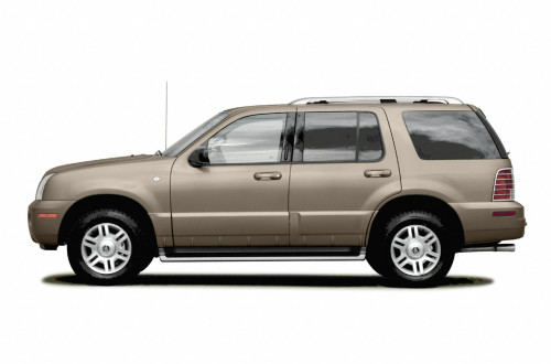 2004 Mercury Mountaineer #16