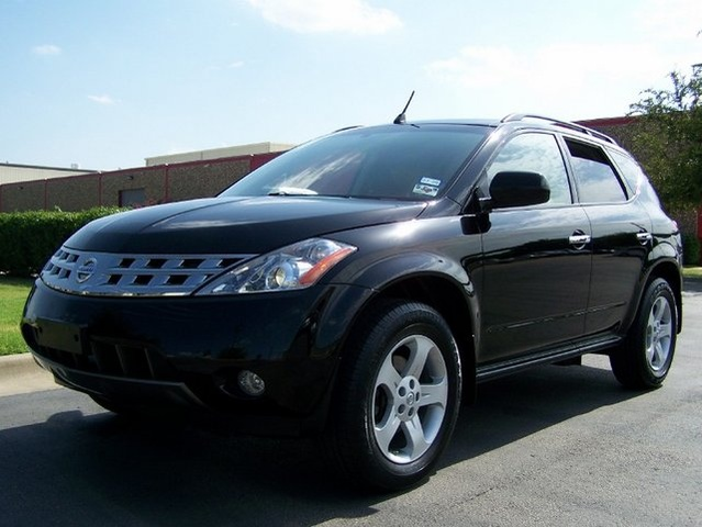 Wonderful 2004 Nissan Murano #15