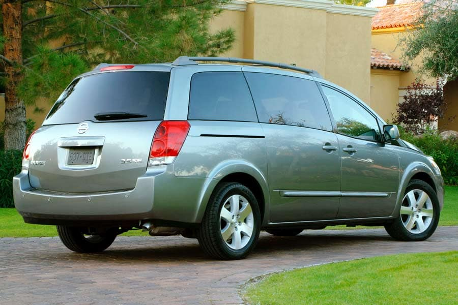 2004 Nissan Quest Photos, Informations, Articles - BestCarMag.com