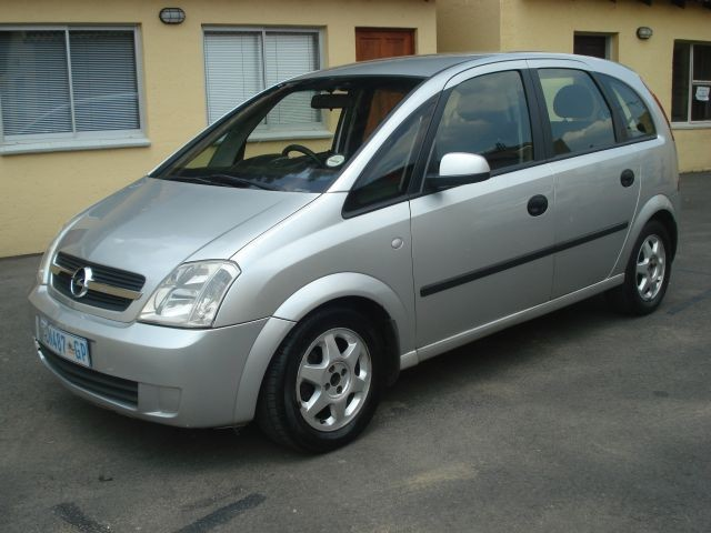 2004 opel meriva photos informations articles. Black Bedroom Furniture Sets. Home Design Ideas