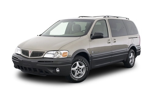 2004 Pontiac Montana Photos  Informations  Articles