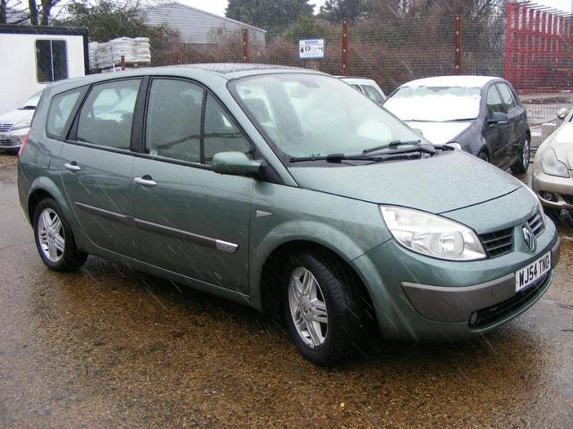 2004 renault scenic photos informations articles. Black Bedroom Furniture Sets. Home Design Ideas