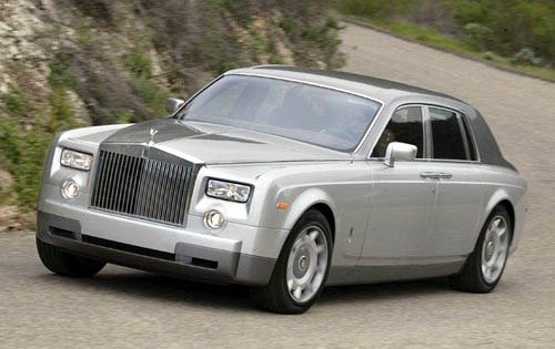 2004 Rolls royce Phantom #20
