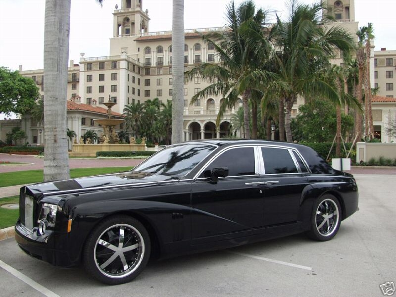 2004 Rolls royce Phantom #19