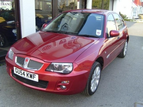 2004 Rover 25 Photos Informations Articles Bestcarmag