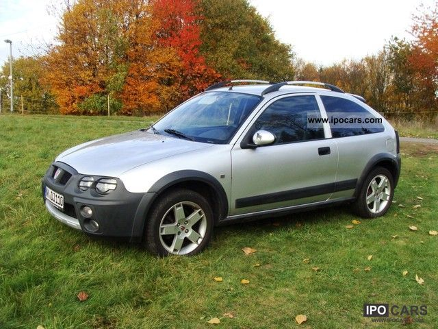 2004 Rover Streetwise #18
