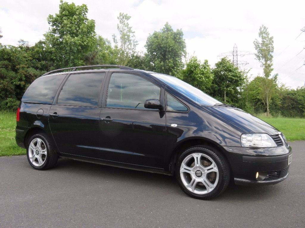 2004 seat alhambra photos informations articles. Black Bedroom Furniture Sets. Home Design Ideas