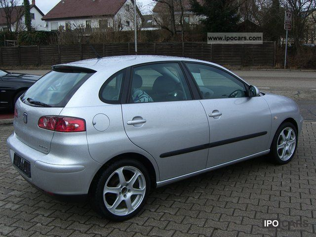 2004 seat ibiza photos informations articles. Black Bedroom Furniture Sets. Home Design Ideas