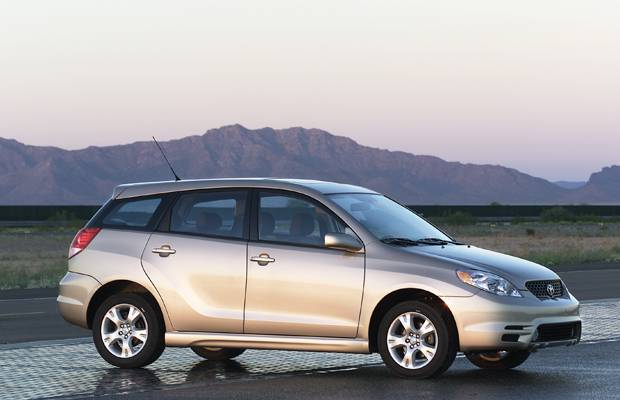 2004 Toyota Matrix #17