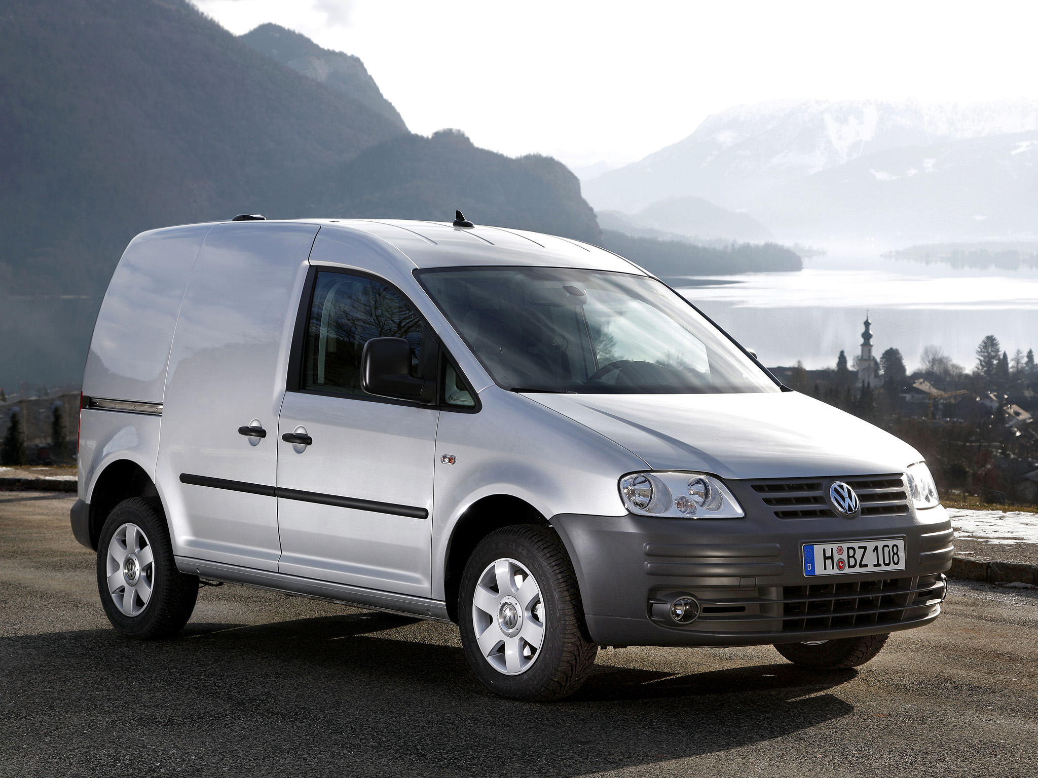 Super 2004 Volkswagen Caddy Photos, Informations, Articles - BestCarMag.com GY-22