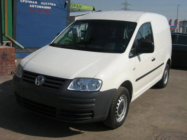 2004 Volkswagen Caddy #15