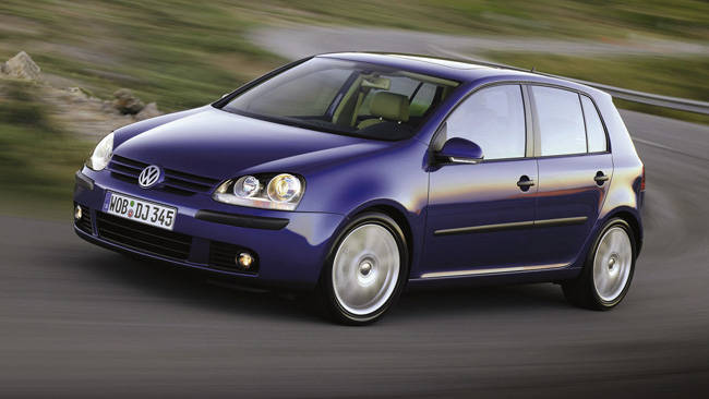 2004 Volkswagen Golf #23