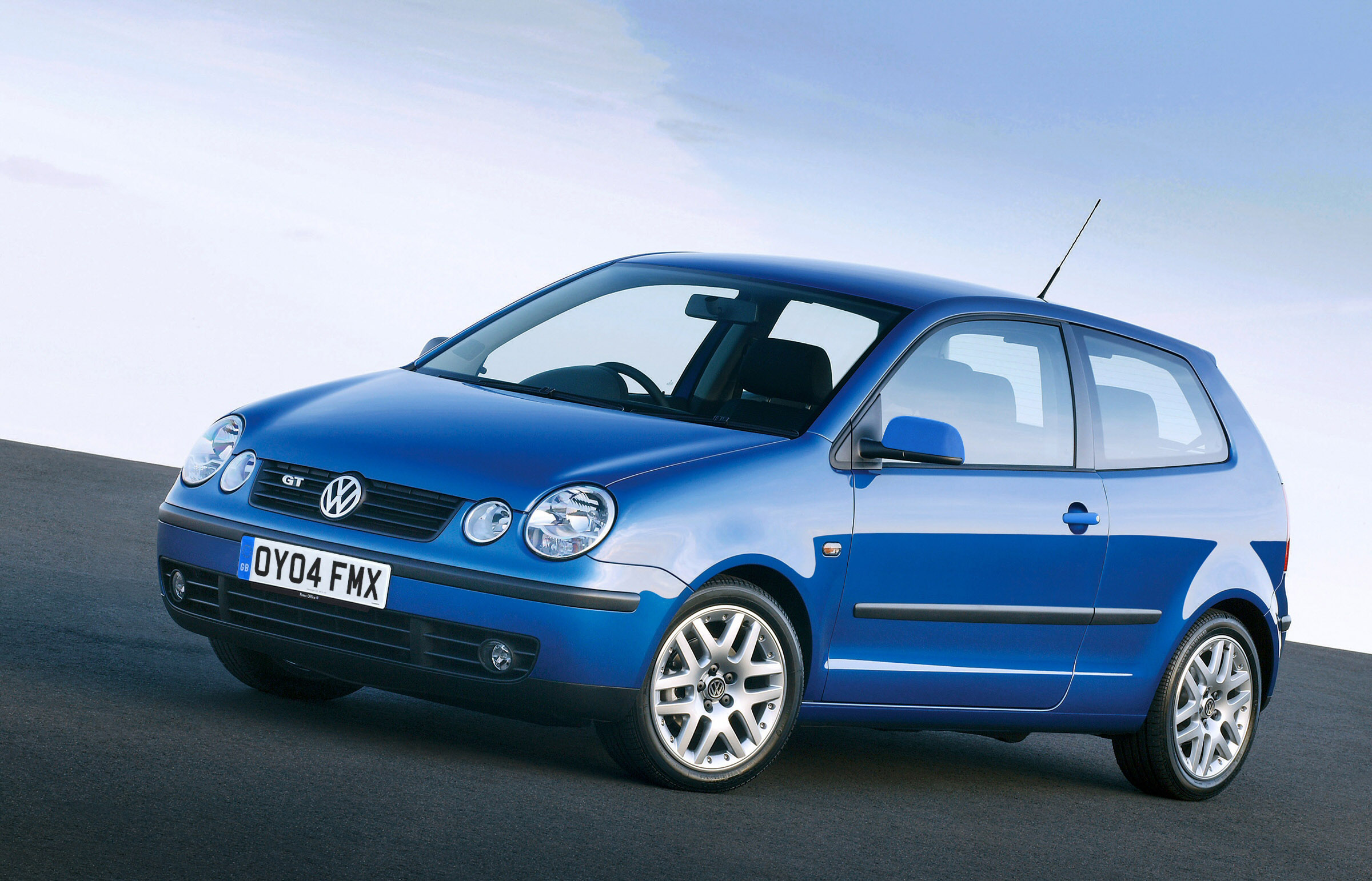 2004 Volkswagen Polo Photos Informations Articles