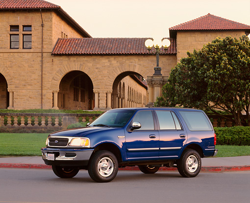 1997 Ford Expedition #7