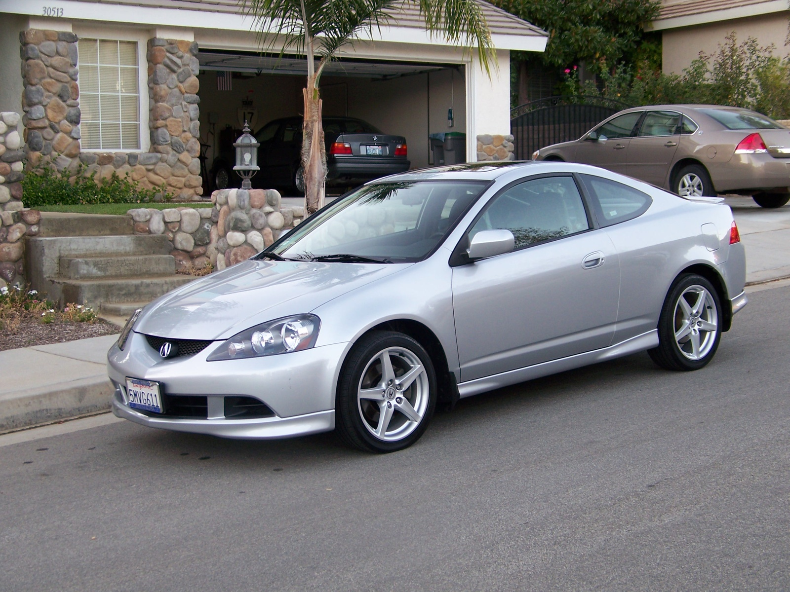 2005 acura rsx photos informations articles. Black Bedroom Furniture Sets. Home Design Ideas