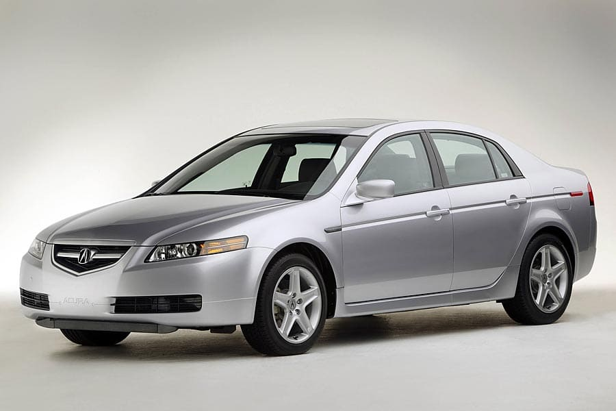 2005 Acura Tl Photos Informations Articles Bestcarmag