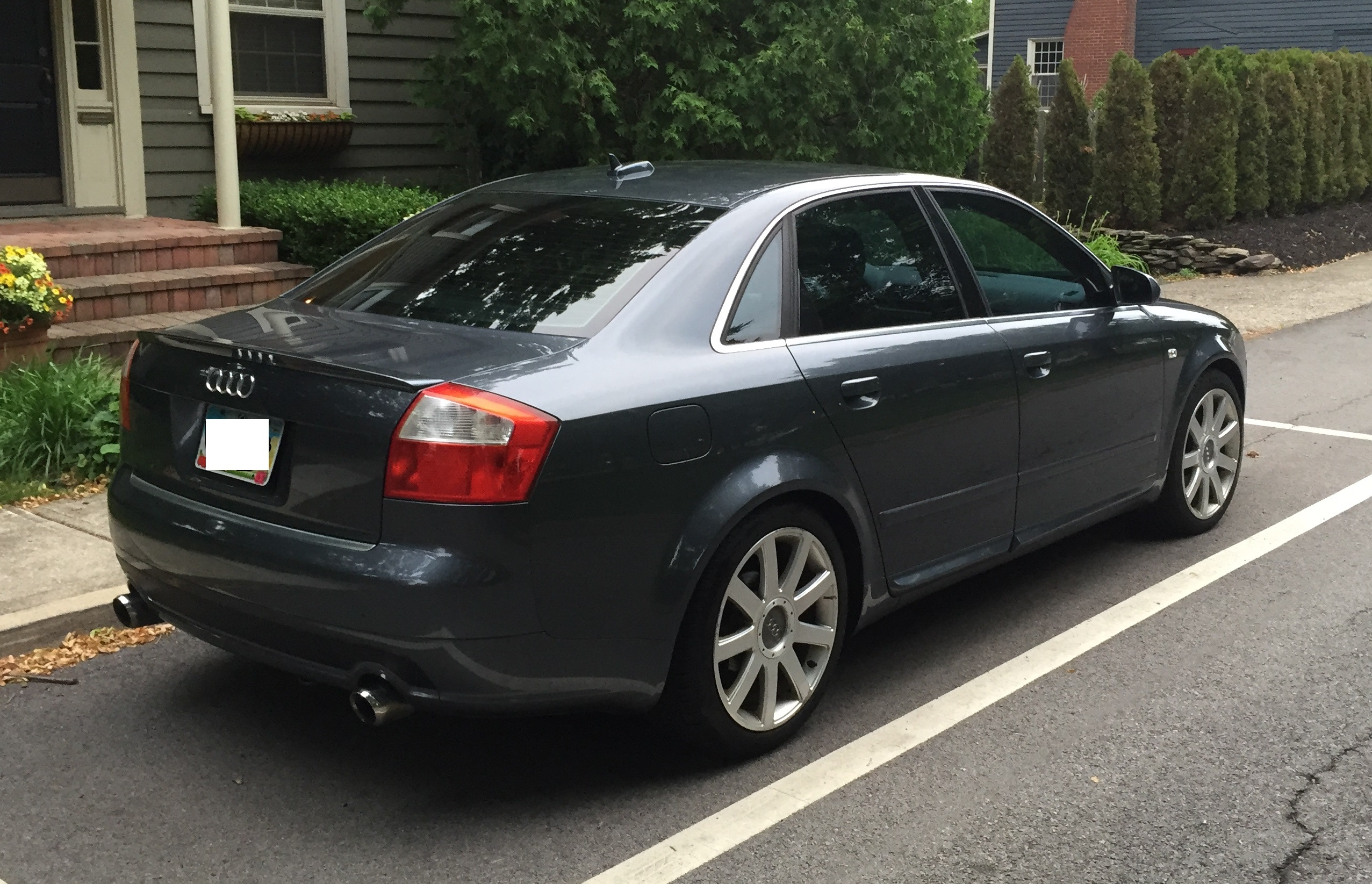 2005 Audi A4 Photos Informations Articles Bestcarmag Com