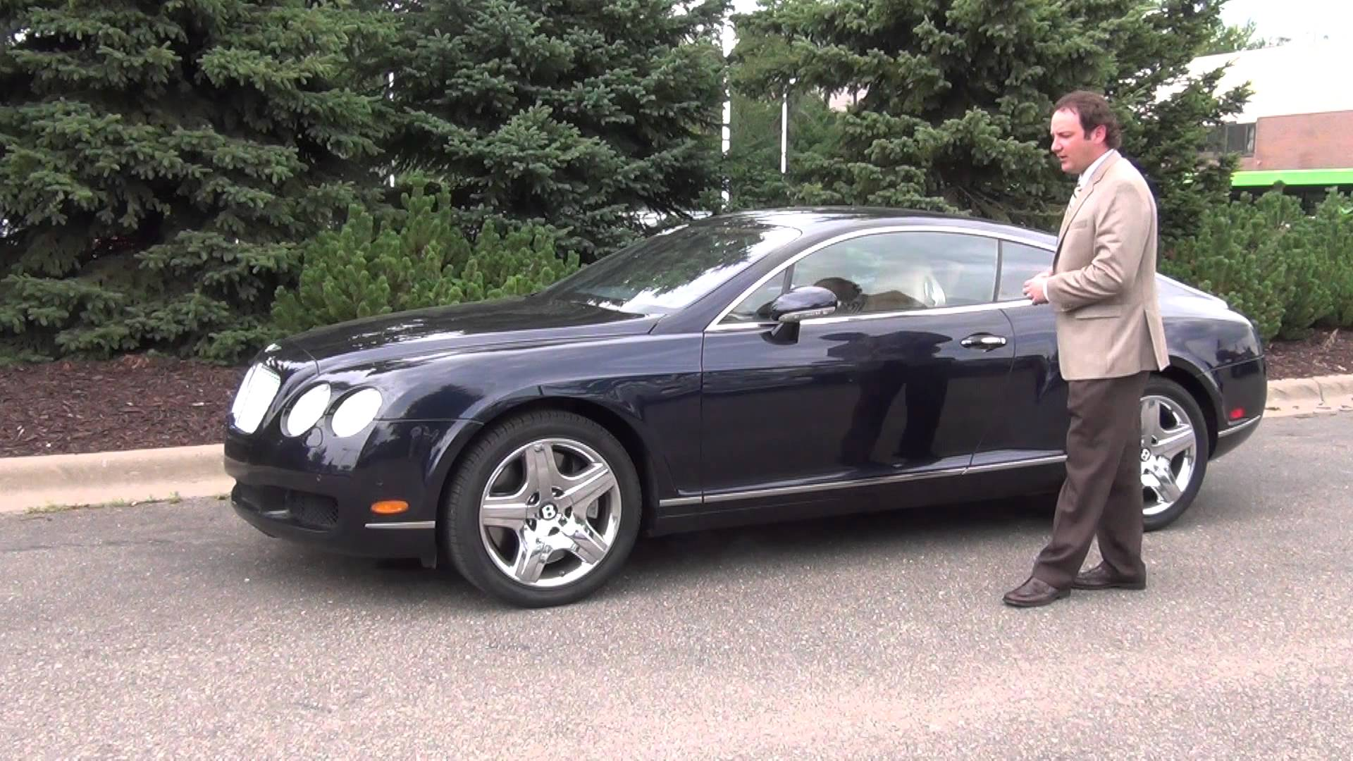 2005 bentley continental gt photos, informations, articles