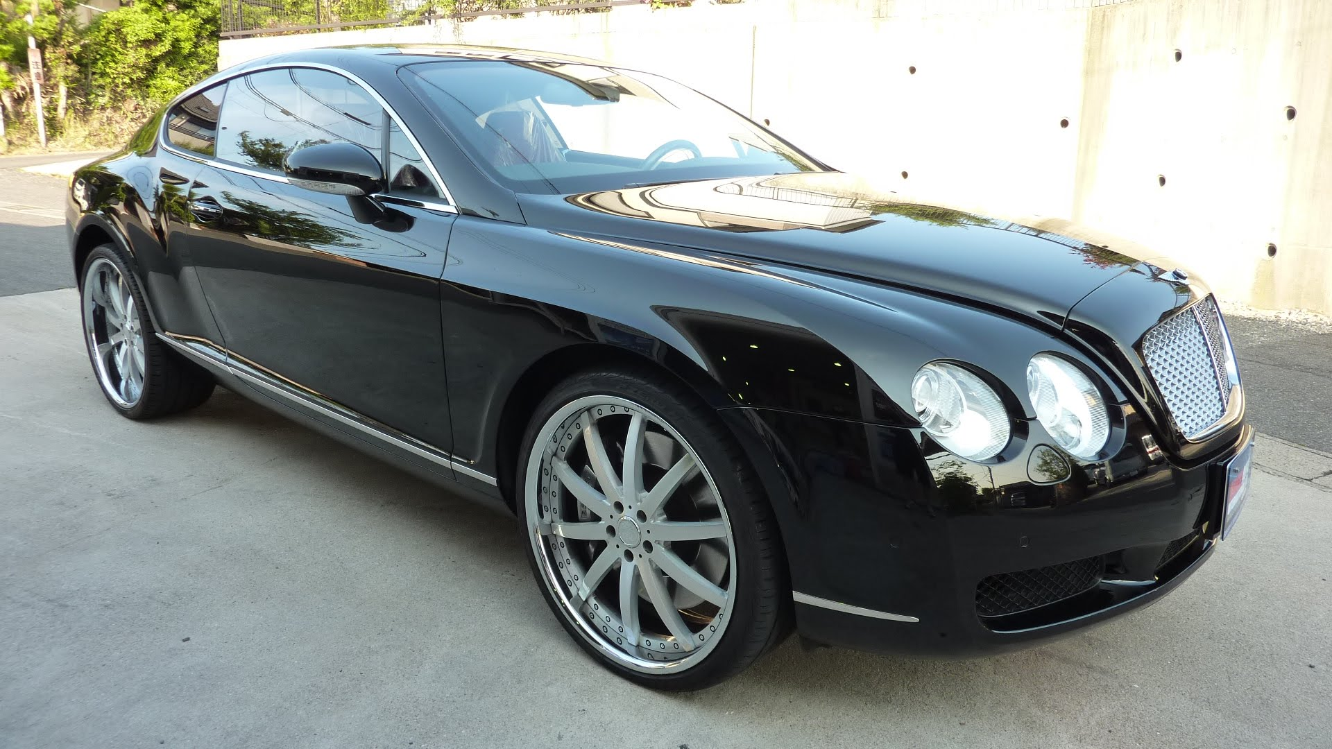 2005 bentley continental gt photos informations articles. Black Bedroom Furniture Sets. Home Design Ideas